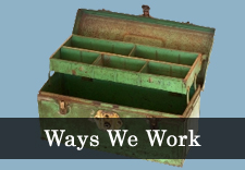 Ways We Work
